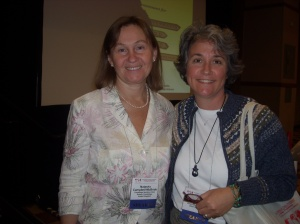 Me and Dr. Natasha Campbell-McBride