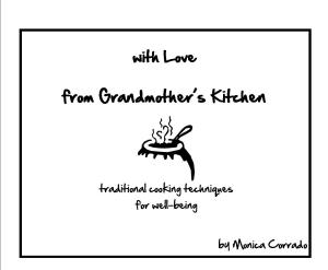 cover with Love from Grandmother's Kitchen