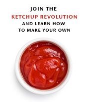 Ketchup Revolution Icon